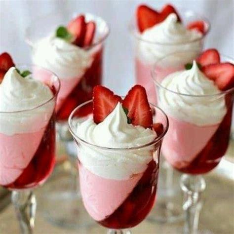 desert in a glass wine glass desserts sweet treats pinterest wine glass desserts and jello desserts