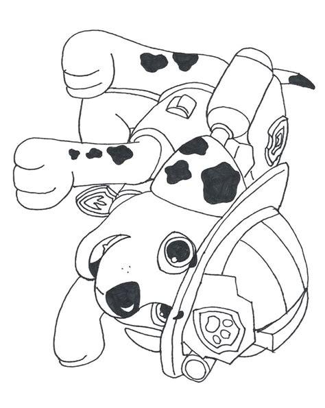 coloring pages paw patrol מפרץ ההרפתקאות דפי צביעה