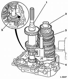 Vauxhall Workshop Manuals  U0026gt  Vectra B  U0026gt  K Clutch And