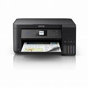Hp Inkjet Printer Comparison Chart Epson Ecotank Its L4160 A4 Colour Multifunction Inkjet Printer