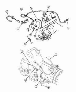 1998 Dodge Caravan Cable  Accelerator  Throttle  Controls