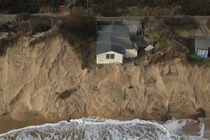Race against time to save Hemsby homes falling off cliff ...