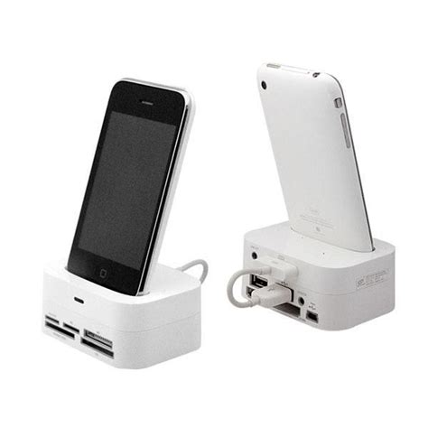 iphone memory card photofast card reader iphone dock