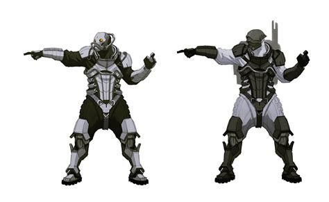 Concept Art Behind The Scenes Mass Effect Video