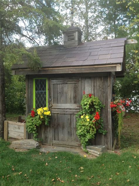 garden shed small rustic garden shed for the home pinterest
