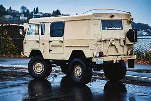 1975 Volvo Tgb11 Van Brown 4wd Manual For Sale