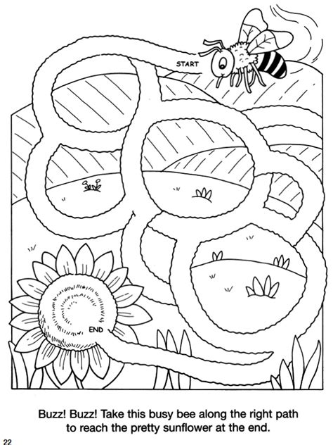 preschool dover de welcome to dover publications animal friends mazes 2 652