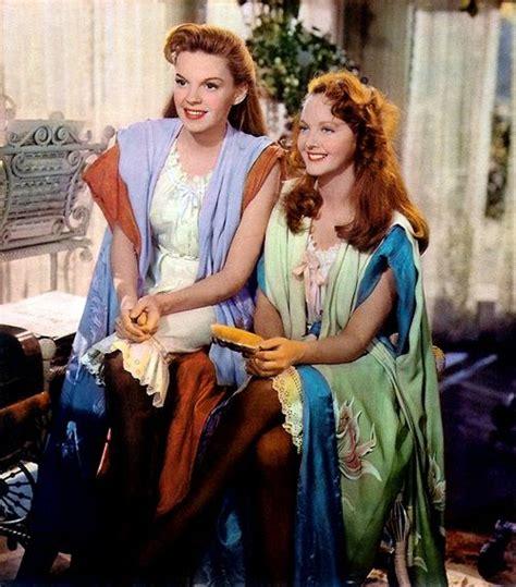 Judy Garland Meet Me in St. Louis Costumes