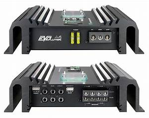 Amazon Com  Lanzar Ev424 Evolution Series 2000 Watt 4