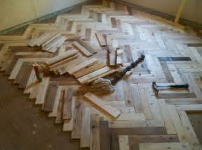 25 best ideas about wood pallet flooring on building a porch pallet floors and