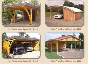 Doppelcarport Selber Bauen : carport selber bauen bilder mit anleitung von ~ Lizthompson.info Haus und Dekorationen