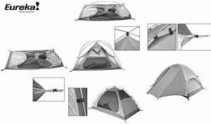 Eureka  Tents Tent Scenic Pass Xt User Guide