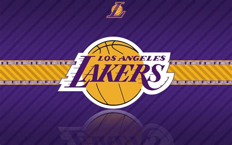 [47+] Los Angeles Lakers Logo Wallpaper on WallpaperSafari
