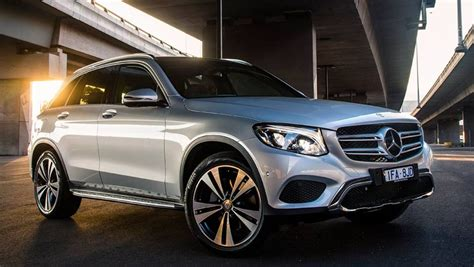 Mercedes BenzCar : 2015 Mercedes-benz Glc Review