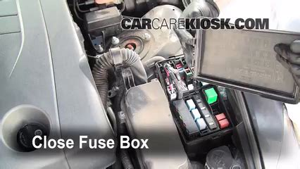replace  fuse   lexus   lexus