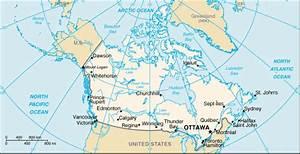 Cia World Fact Book  2004  Canada