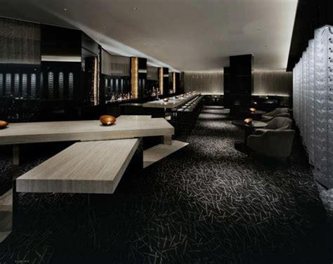 Interior Design with Artistic Blue Black Color Scheme