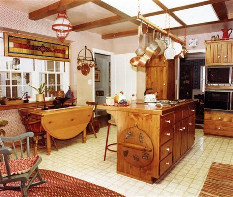 Early American Kitchen Remodel   Danilo Nesovic, Designer