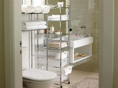 Bathroom Storage Ideas Creative