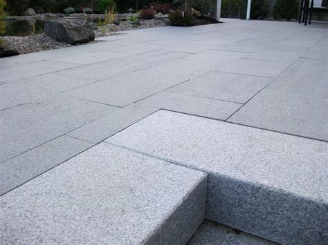 Granitplatten Für Terrasse by Terrasse En Prix Au M2 Achat Et Pose De Pierres