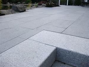 terrasse en pierre prix au m2 achat et pose de pierres With dalle en granit pour terrasse