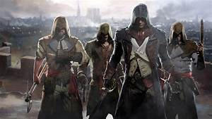 Assassin's Creed Unity Confirmed To Run At 900p/30fps For ...