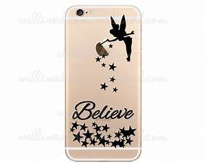 iphone 6 sticker tinkerbell fairy believe With kitchen colors with white cabinets with iphone 7 sticker case