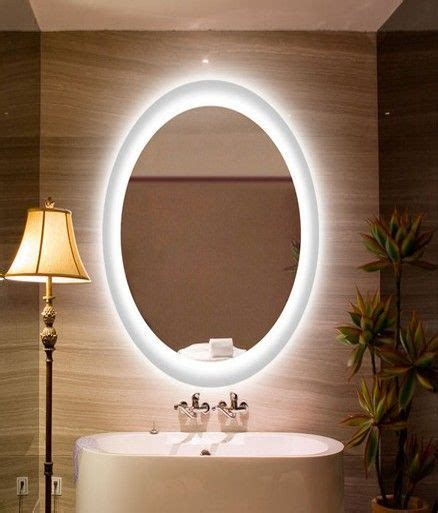 Modern Oval Bathroom Mirrors 17 best ideas about oval bathroom mirror on