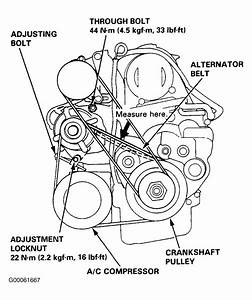 2013 Civic Serpentine Belt Diagram