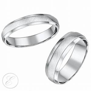 15 inspirations of celtic wedding bands his and hers for Matching white gold wedding rings