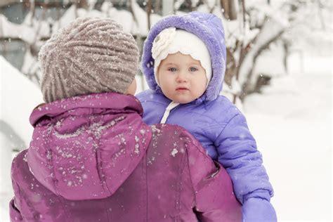 ecole cuisine comment bien habiller bébé en hiver maman