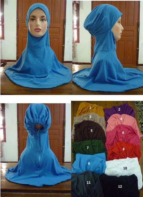 butik jilbab inner jilbab dan manset gamis butik ammar1st