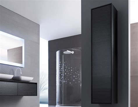 Mastella Creazioni Tall Unit 24 B Modern Designer Vanity
