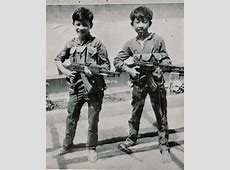 Viet Cong Child Soldiers With all the talk about liberty