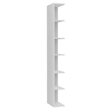 extension pour colonne de rangement l 20 x h 172 9 x p 33 cm blanc remix leroy merlin