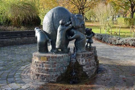 Rheinaue Bonn Japanischer Garten öffnungszeiten by Quot Elefantenbrunnen Quot In Der Rheinaue Bonn Beim Quot Japanischen