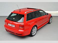 Audi RS4 B5 Avant With 188 KM On the Clock Listed for €