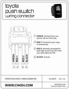 Switch Wire Diagram