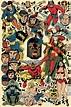 Eventized: A Michael Neno Blog: Jack Kirby Tribute Poster