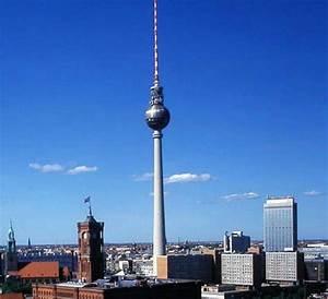 Bilder Von Berlin : la fernsehturm visiter berlin ~ Orissabook.com Haus und Dekorationen