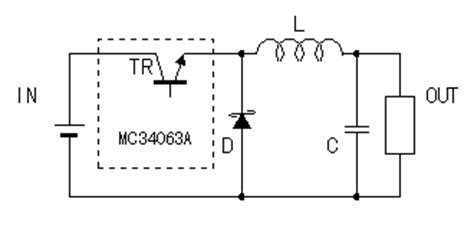 Circuit Explanation Step Down Converter Mca