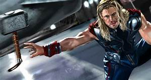 Marvel Didn't Think Thor Was a Good Fit for The Avengers