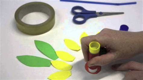 how to make paper flowers and craft activity for 965 | maxresdefault