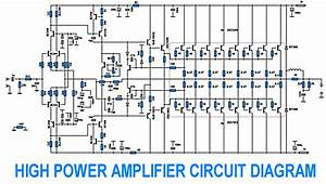 700w Power Amplifier With 2sc5200  2sa1943