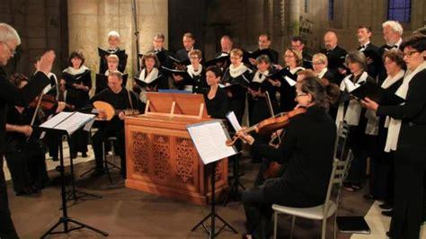 Le Choeur De Chambre De La Vienne En Concert