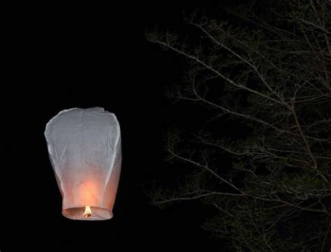 make a floating lantern pin by kali stark on diy projects
