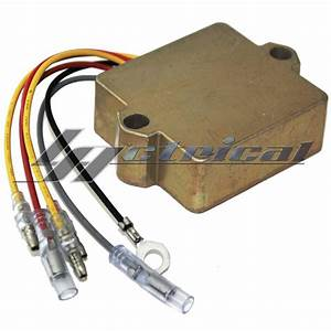 New Voltage Regulator Rectifier For Mercury Marine 115 125