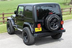1999 Jeep Wrangler 4 0 Sahara Brierley Hill  Dudley