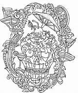 Tattoo Cupcake Metacharis Deviantart Coloring Skull Polynesian Tribal Butterfly นท Pre05 จาก Colouring Prints Adulting Schetsen Tekening Kleurboeken sketch template