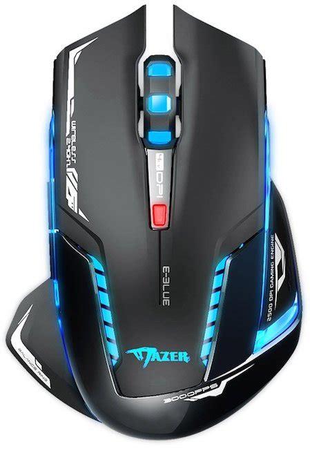 E Blue Mazer Ii 2500 Dpi Wireless Gaming Mouse High